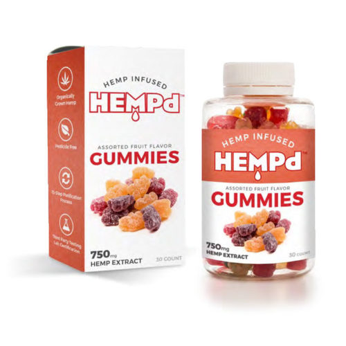 Hemp Extract Gummies
