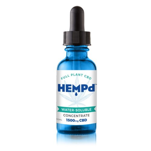 Hemp water soluble