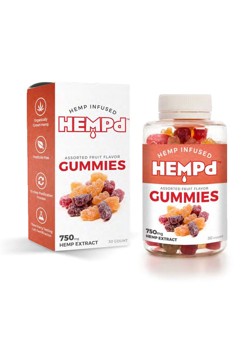 HEMPd Hemp Extract Products